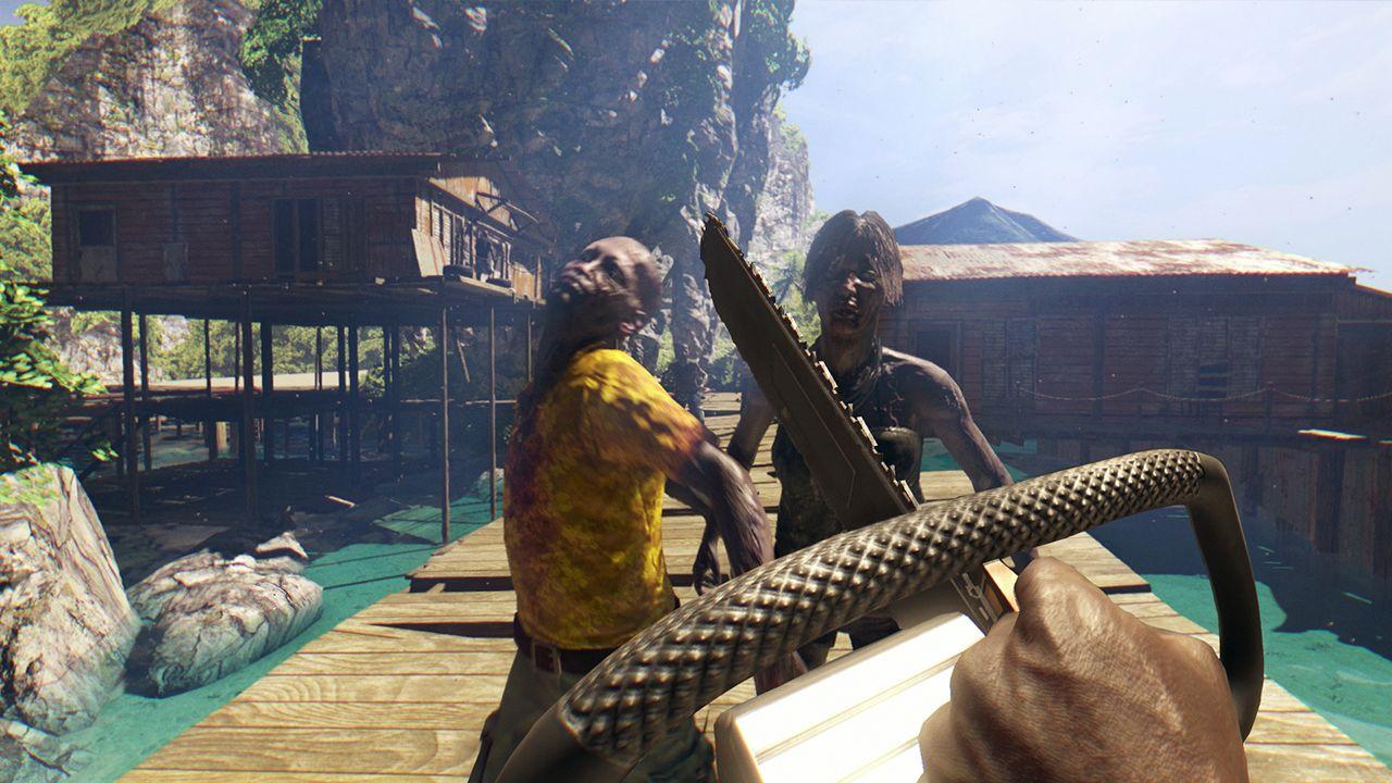 Screenshot from Dead Island: Riptide Definitive Edition (1/10)