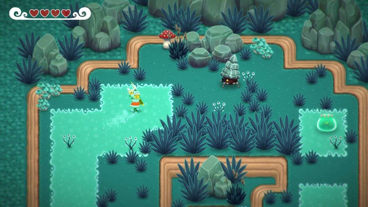 Screenshot from Legend of the Skyfish (1/9)