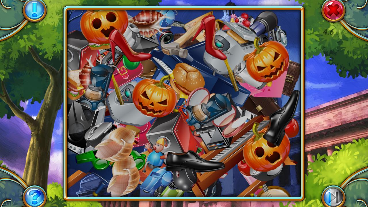 Screenshot from Eco Mahjong (4/5)