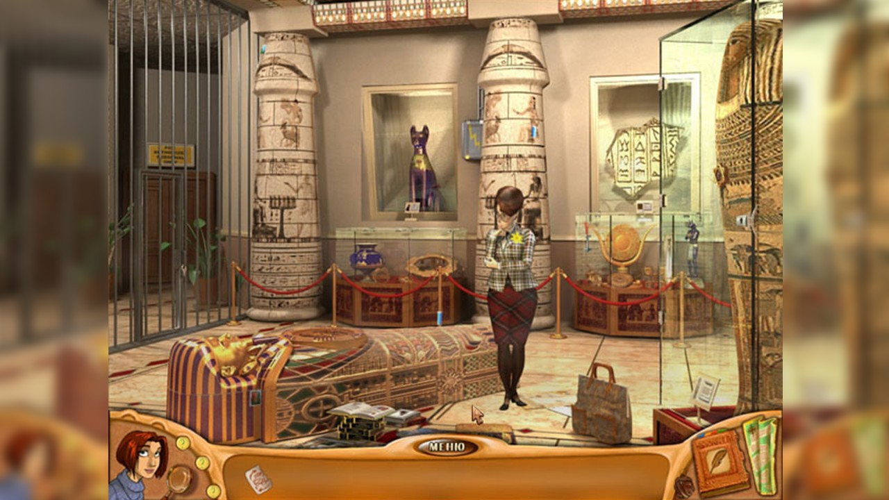 Screenshot from Natalie Brooks: Secrets Of Treasure House (3/5)