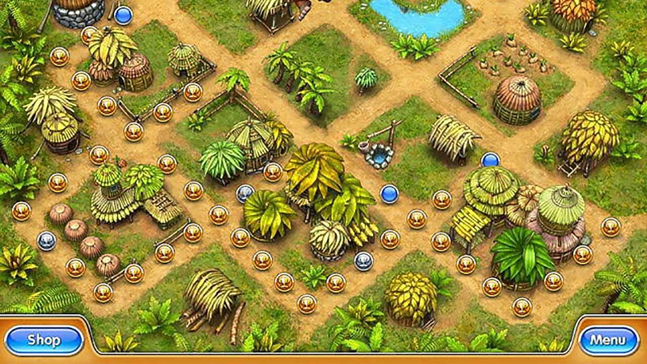 Screenshot from Farm Frenzy 3: Madagascar (6/6)