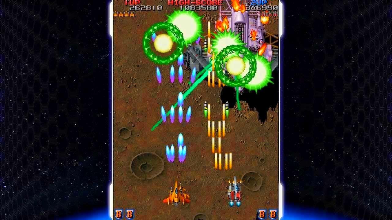 Screenshot from Raiden Legacy (1/6)