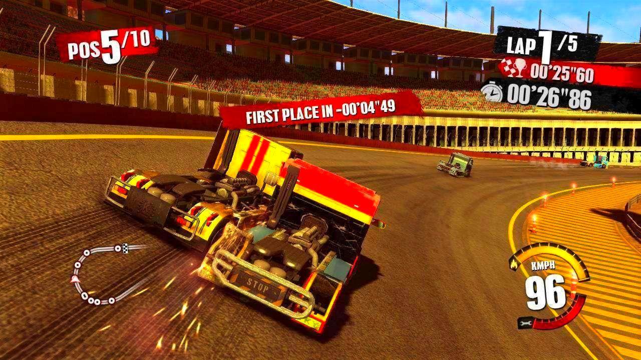 Screenshot from Truck Racer (5/10)