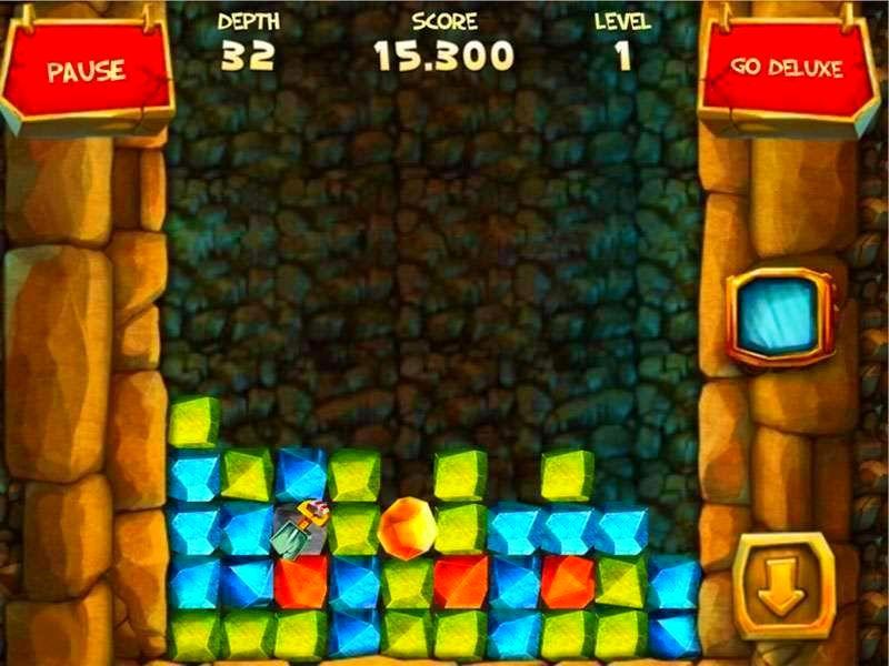 Screenshot from Gold Rush - Treasure Hunt (6/6)