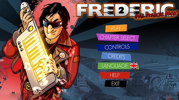Screenshot from Frederic: Evil Strikes Back (4/6)