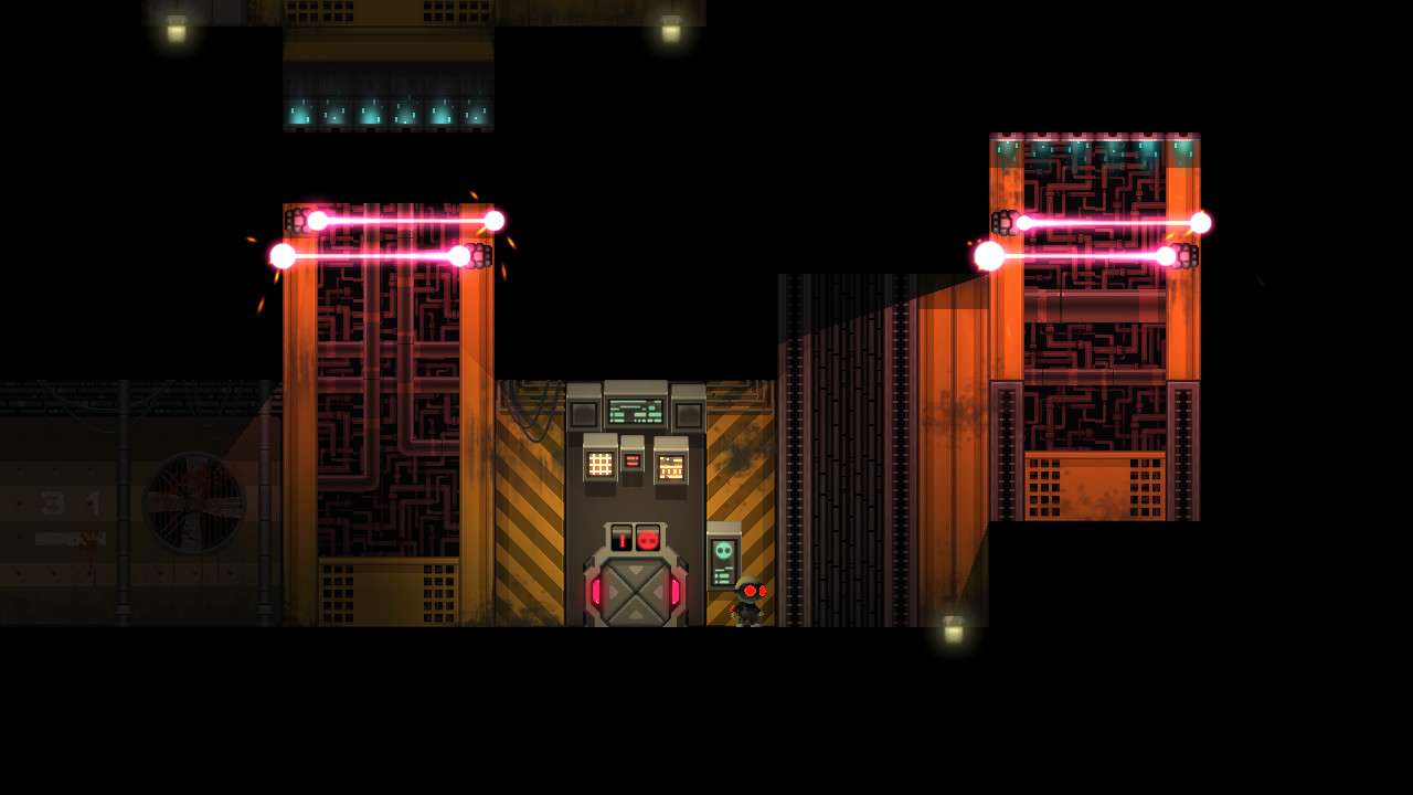 Screenshot from Stealth Inc 2: A Game of Clones (2/6)