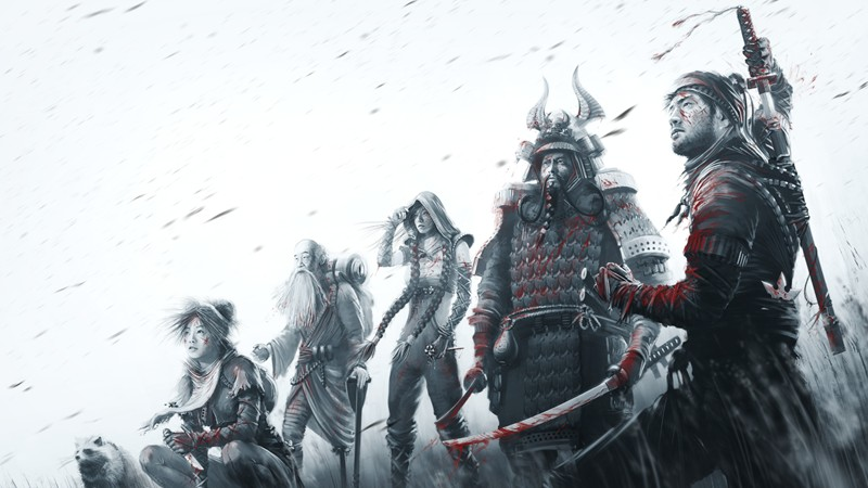April Preview: Shadow Tactics: Blades of the Shogun, Jalopy, The Flame in the Flood & more!