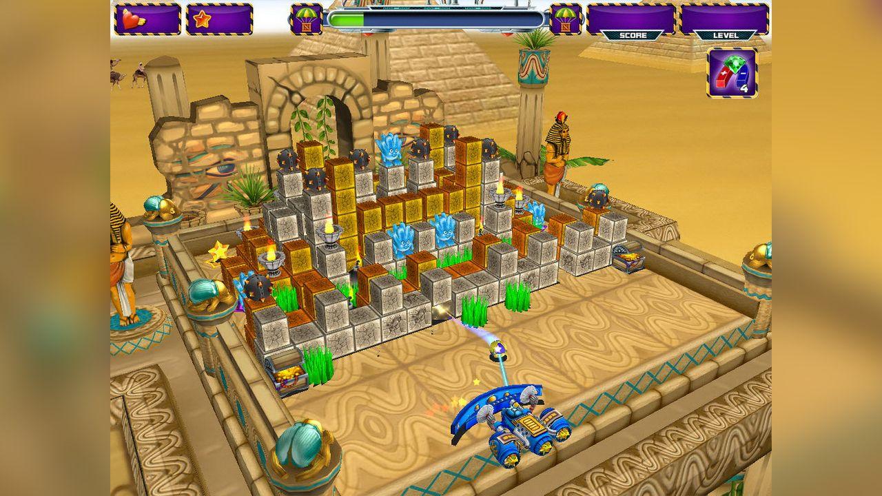 Screenshot from Mega World Smash (6/8)