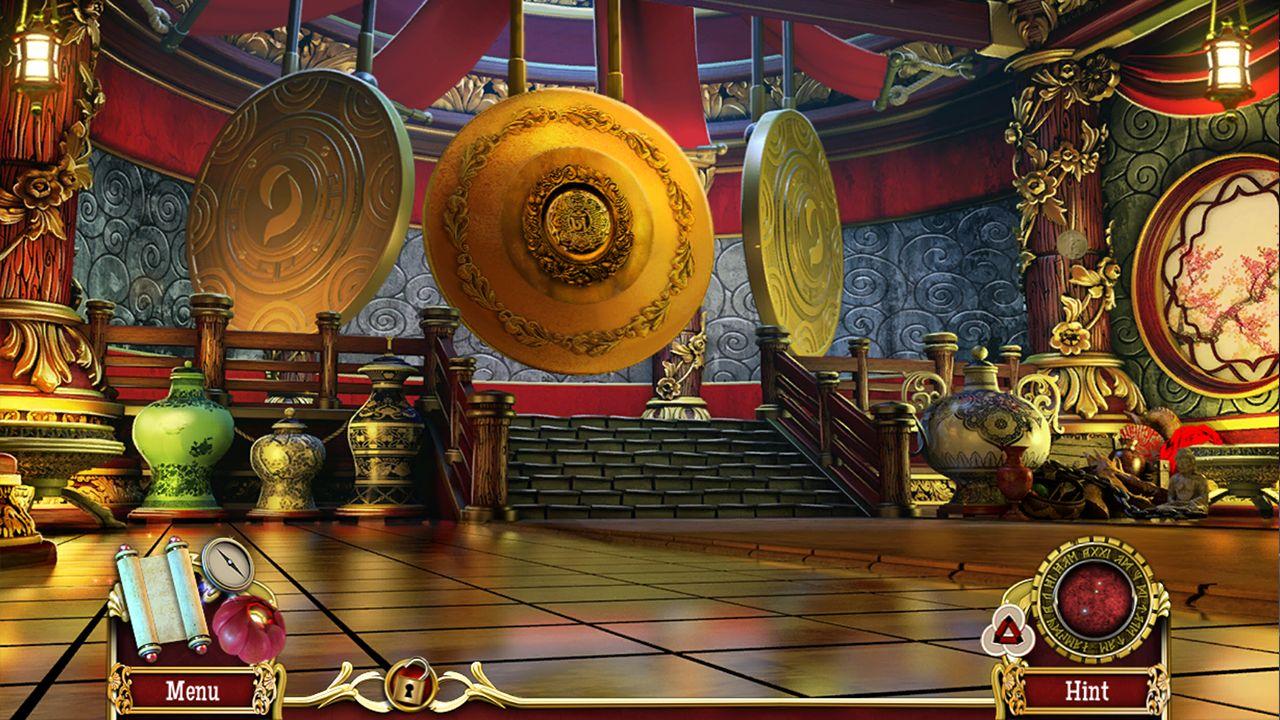 Screenshot from Tibetan Quest: Beyond the World's End (4/5)
