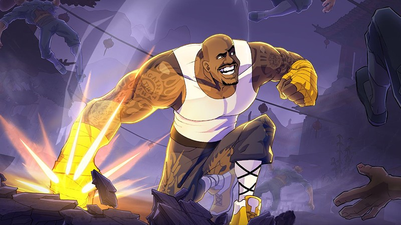 New on Utomik: Shaq Fu: A Legend Reborn incl. Barack Fu, and more!