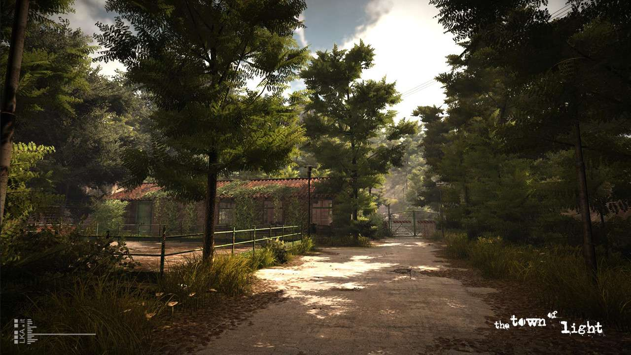 Screenshot from The Town of Light (2/8)