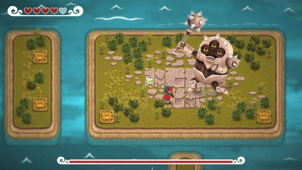 Screenshot from Legend of the Skyfish (5/9)