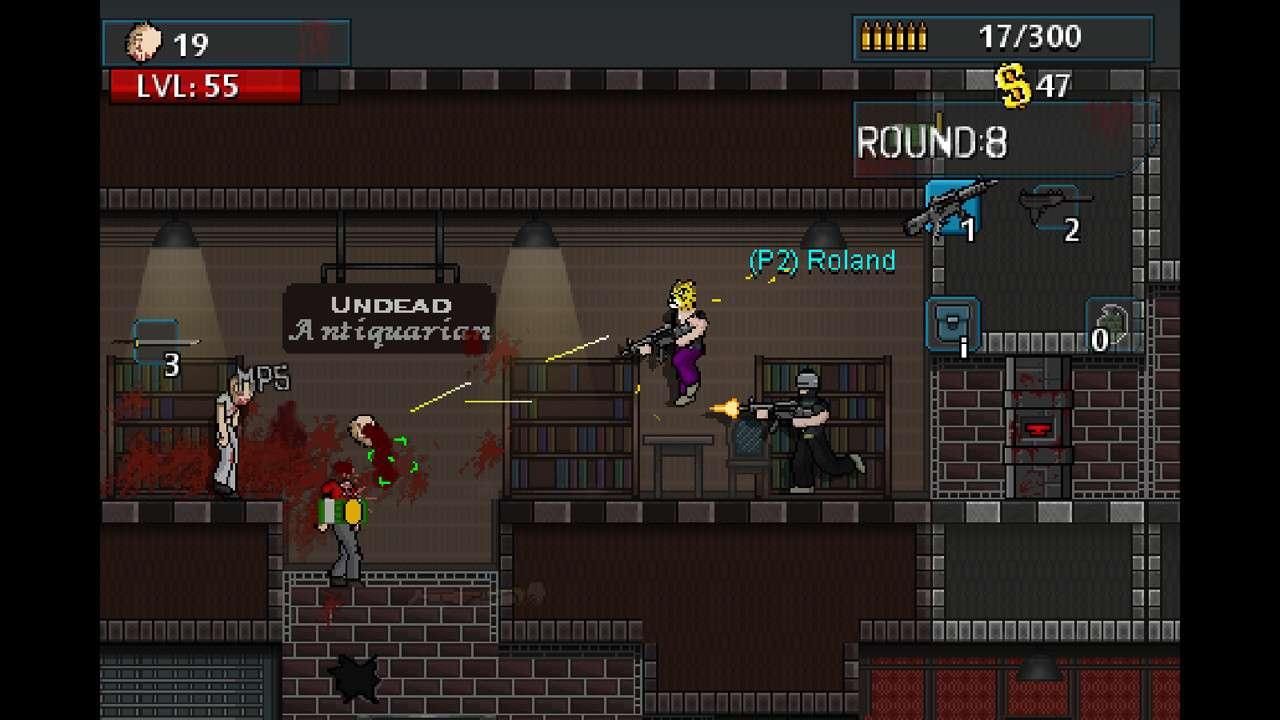 Screenshot from Zombie Kill of the Week - Reborn (7/7)