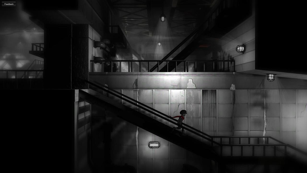 Screenshot from Monochroma (7/8)