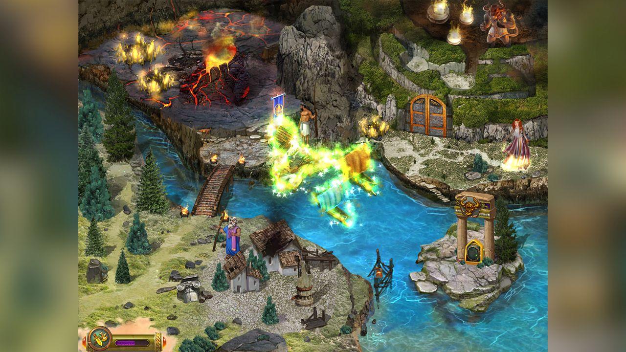 Screenshot from Heroes of Hellas 4: Birth of Legend (1/8)