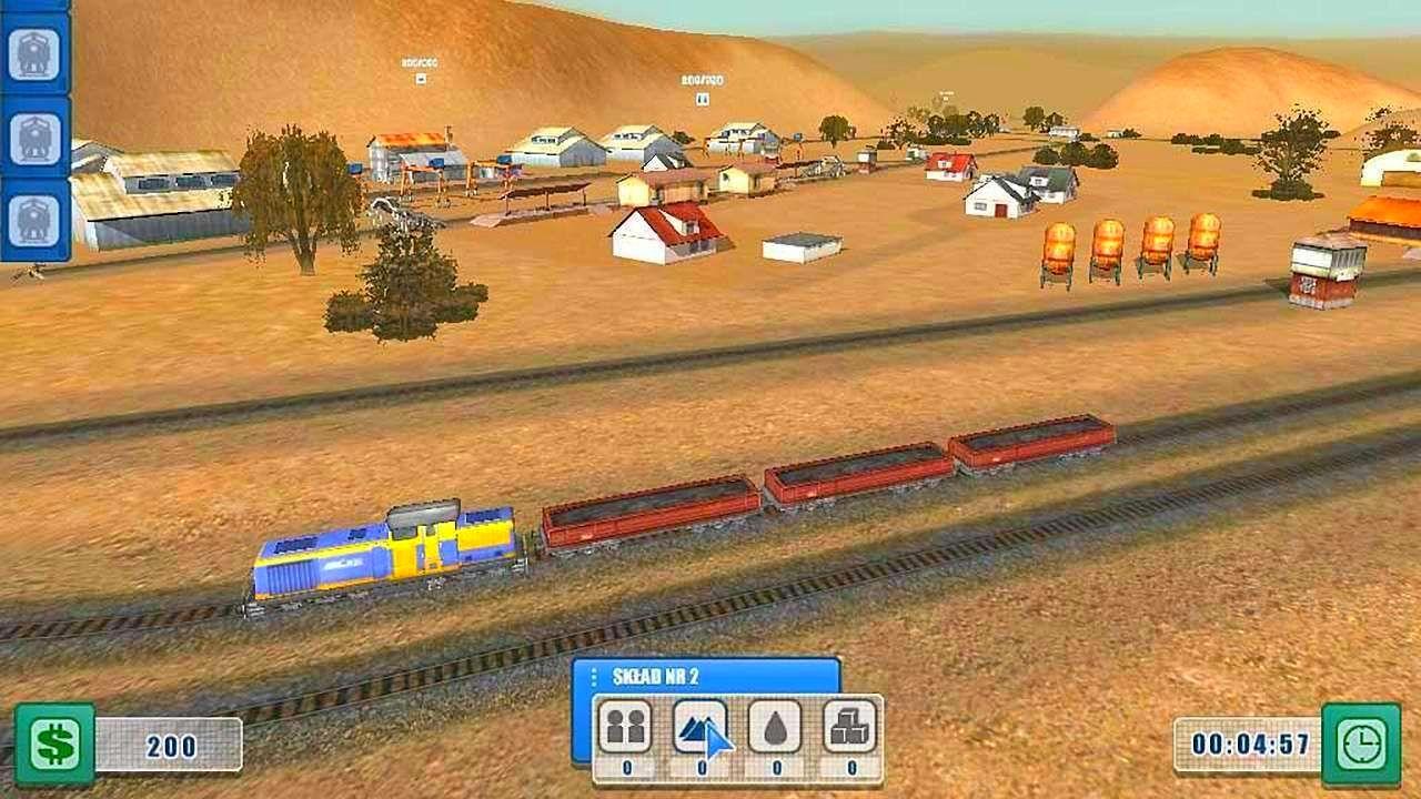 Screenshot from Railroad Lines (4/7)