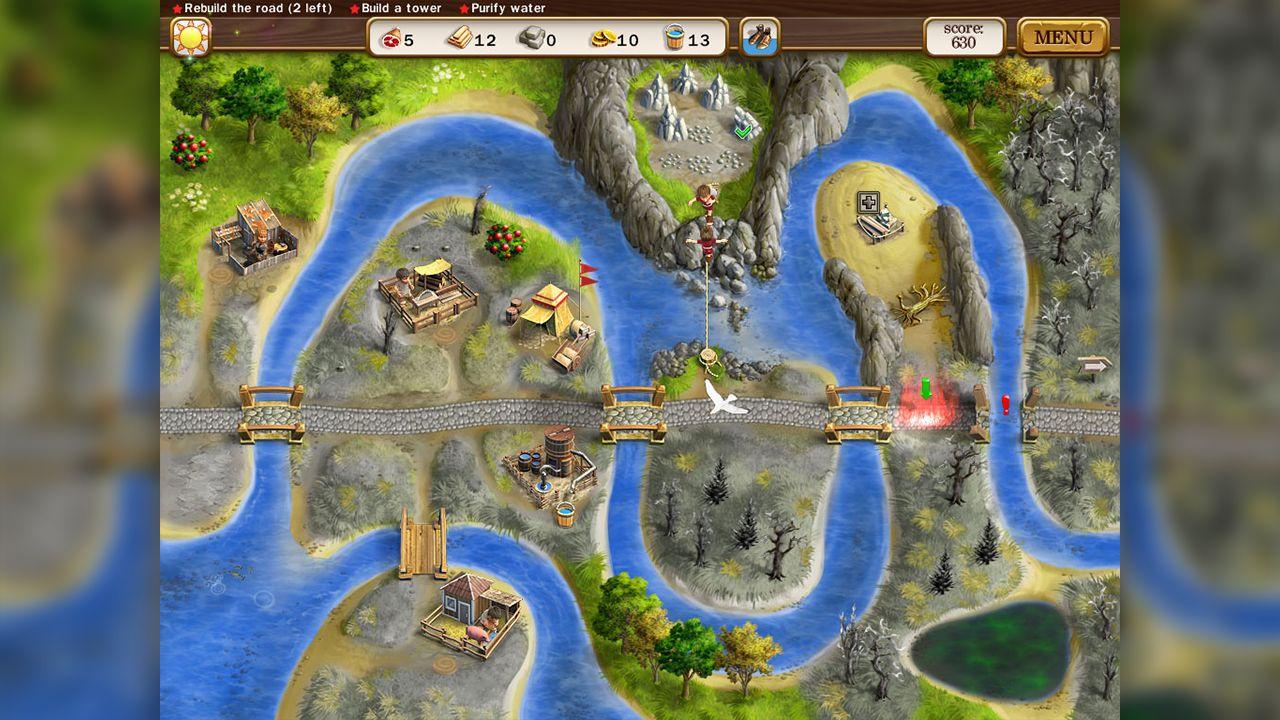 Screenshot from Roads of Rome 3 (1/5)