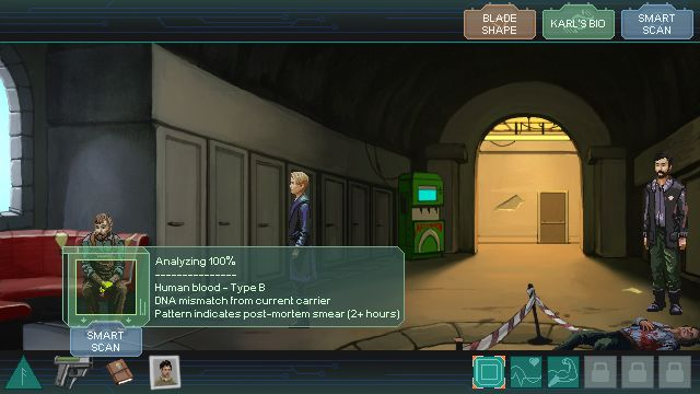 Screenshot from Whispers of a Machine (1/5)