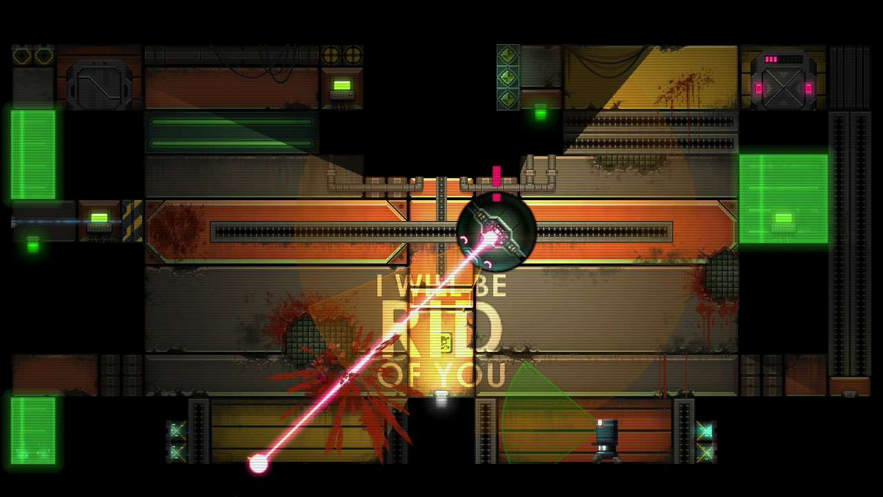 Screenshot from Stealth Inc 2: A Game of Clones (5/6)