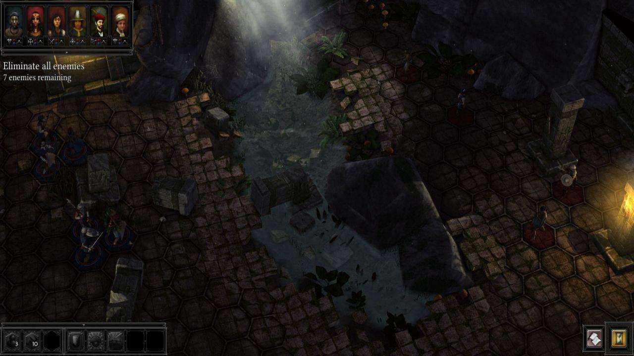 Screenshot from Expeditions: Conquistador (5/5)