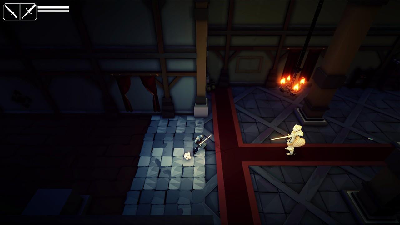 Screenshot from Fall of Light (1/7)