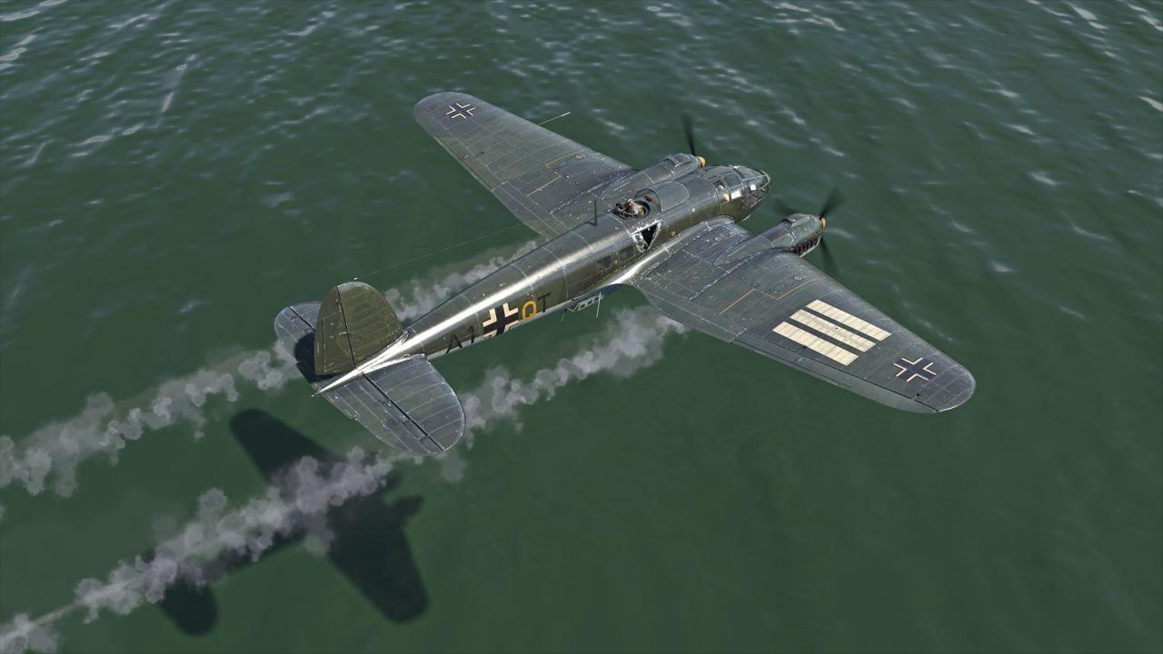 Screenshot from IL-2 Sturmovik: Cliffs of Dover Blitz Edition (1/5)