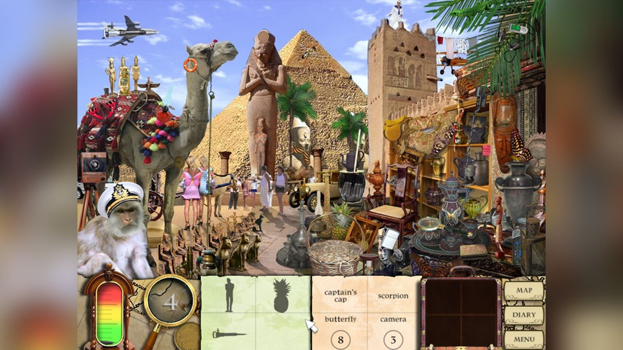 Screenshot from Treasure Masters, Inc. (7/7)