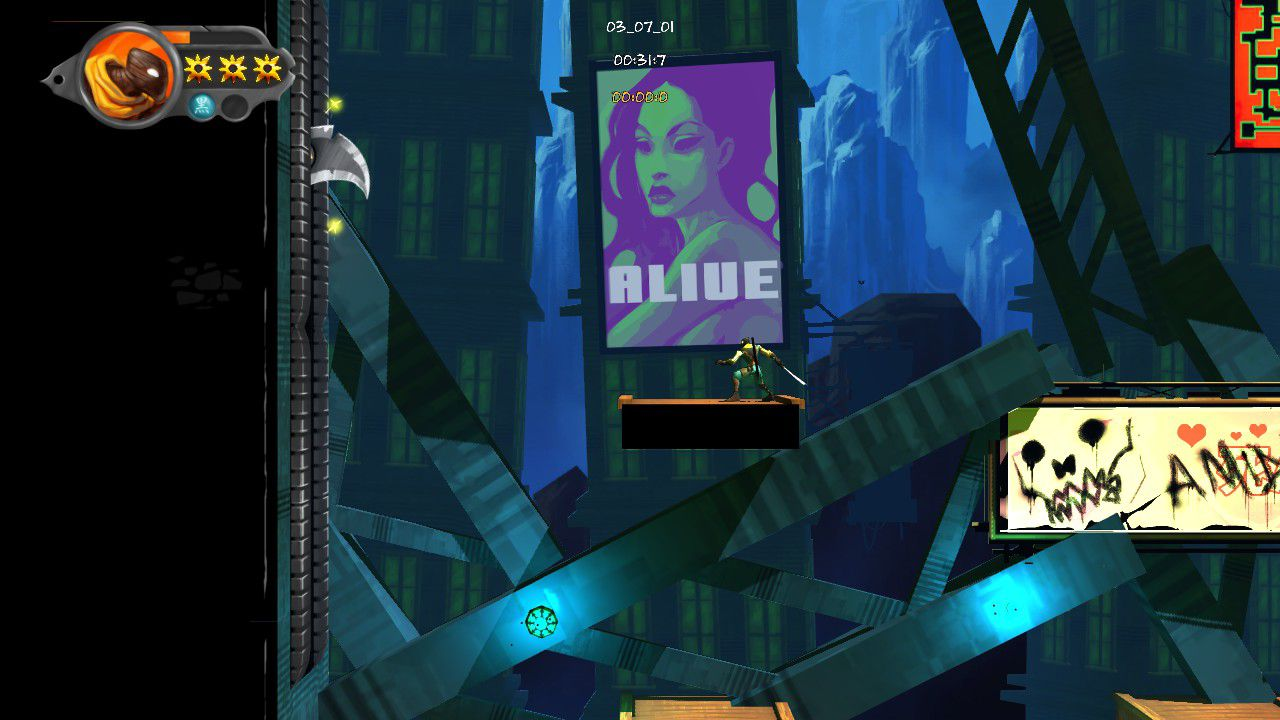Screenshot from Shadow Blade: Reload (7/8)