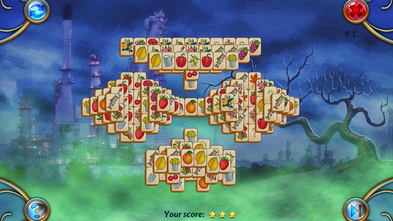 Screenshot from Eco Mahjong (5/5)