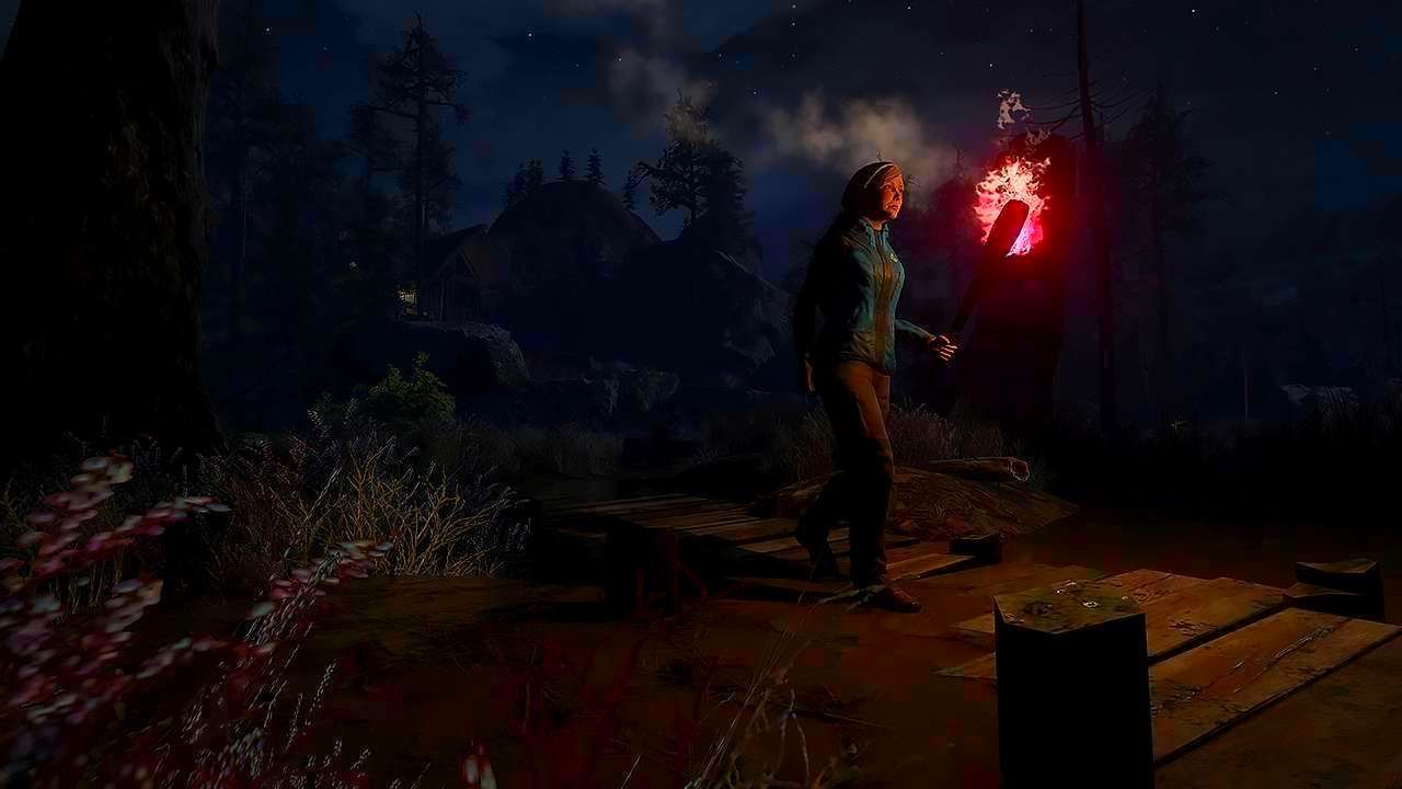 Screenshot from Through the Woods (5/10)