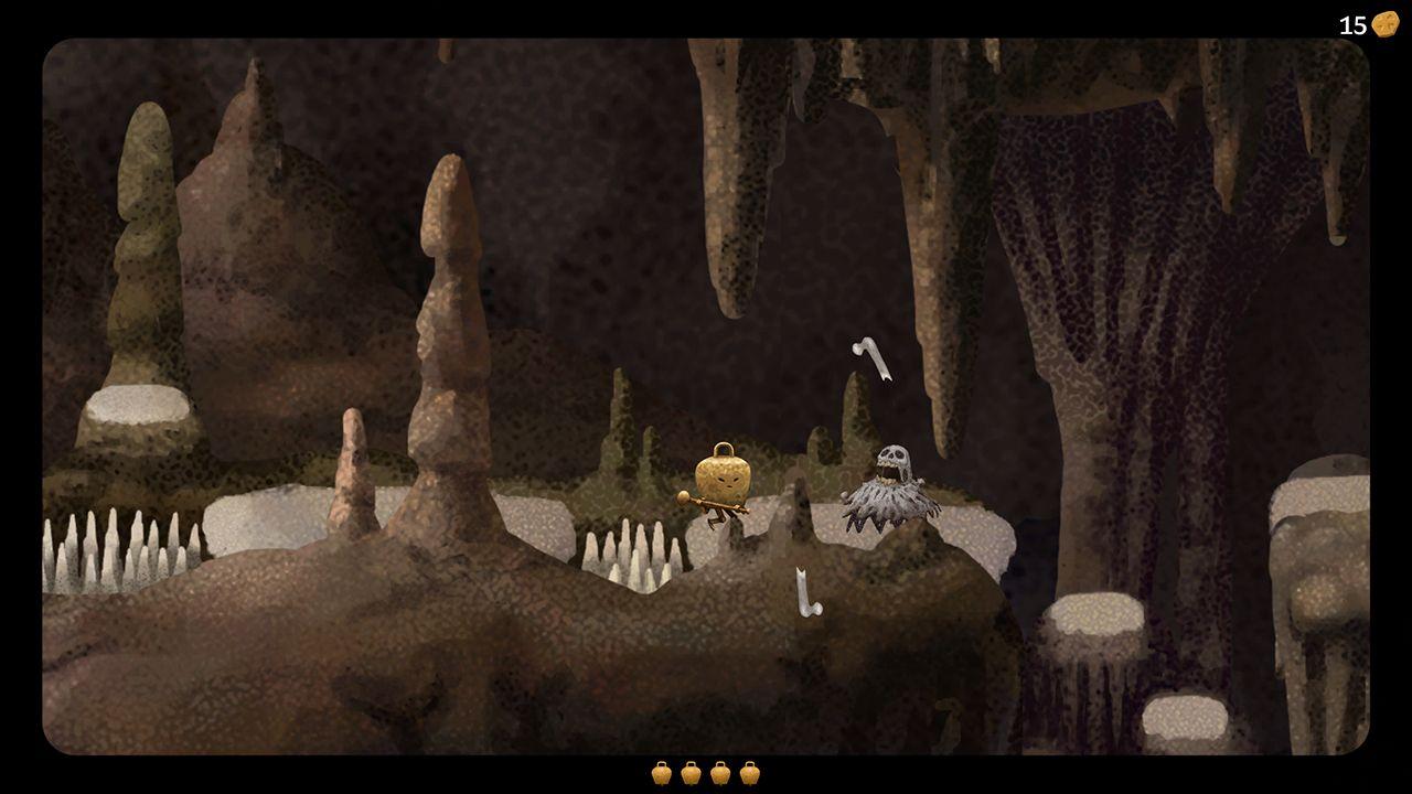 Screenshot from Copperbell (7/10)