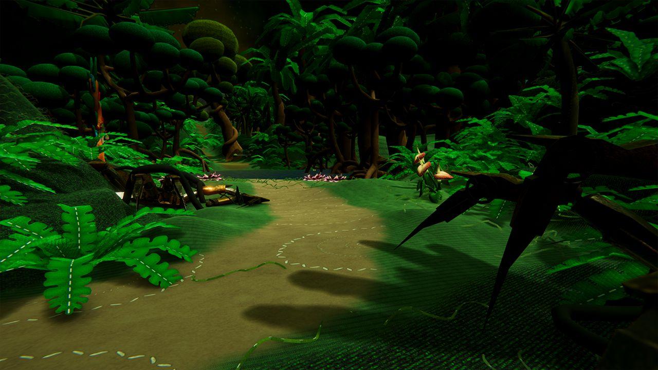 Screenshot from Woven (5/10)