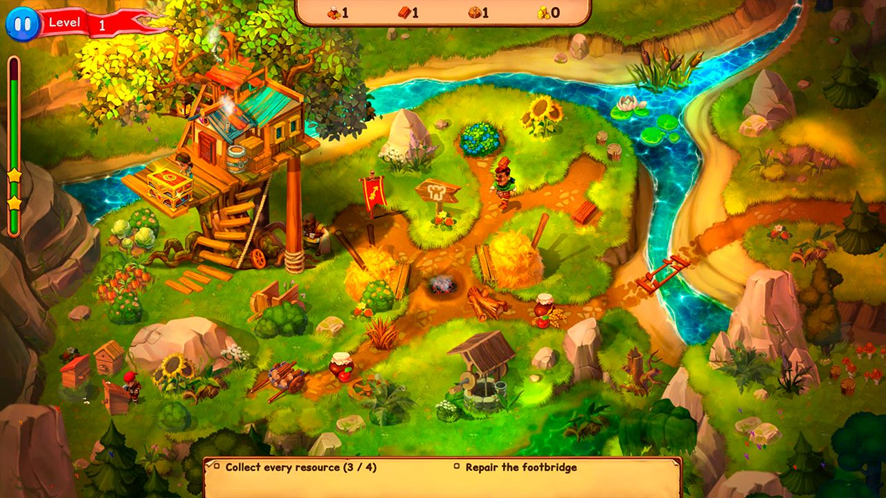 Screenshot from Robin Hood: Winds Of Freedom Collector's Edition (7/8)