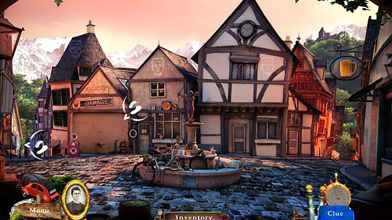 Screenshot from Frankenstein: The Village (4/9)