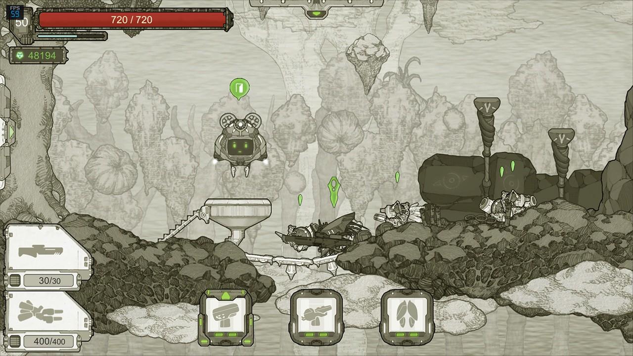 Screenshot from Original Journey (2/7)