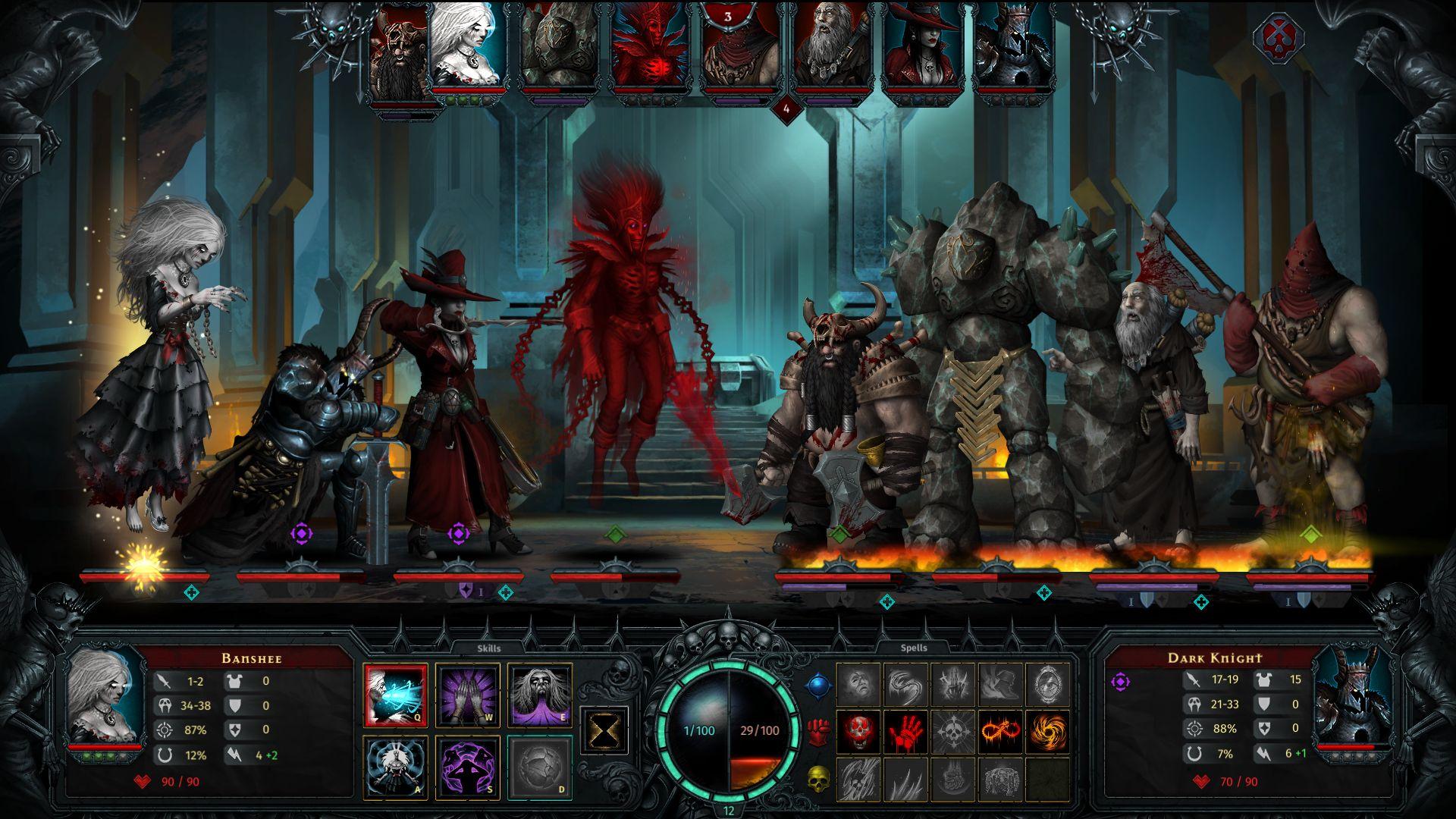 Screenshot from Iratus: Lord of the Dead (5/8)