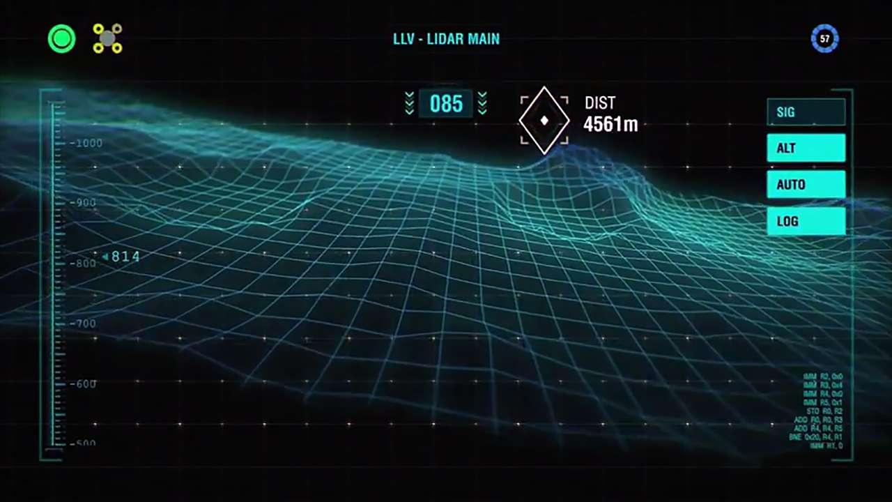 Screenshot from Zarya-1: Mystery on the Moon (3/5)