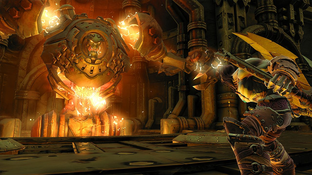 Screenshot from Darksiders II Deathinitive Edition (1/9)