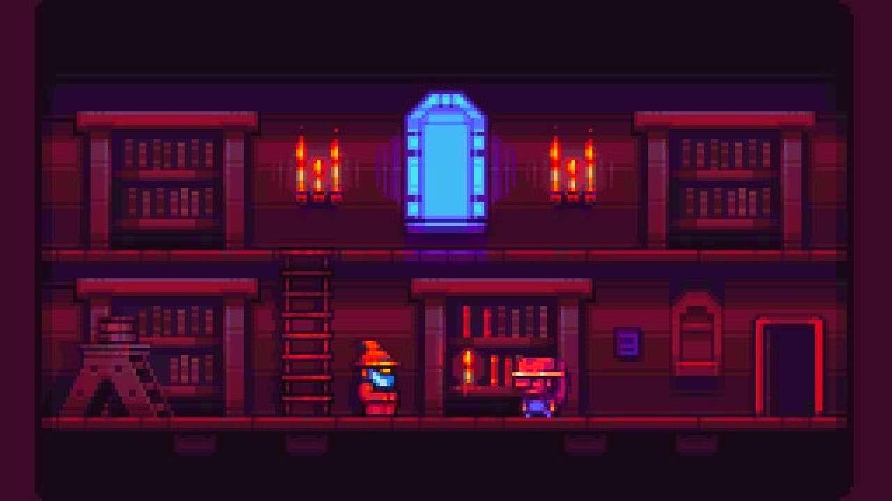 Screenshot from Pocket Kingdom (3/9)