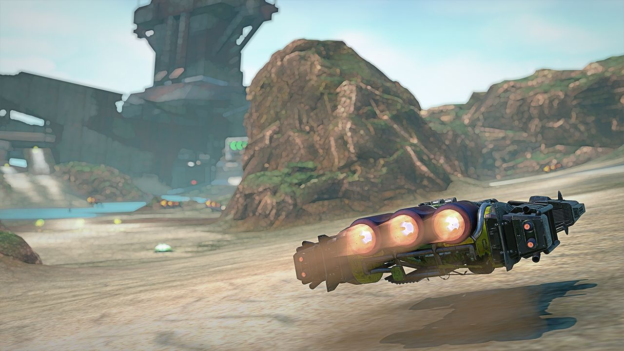 Screenshot from GRIP: Combat Racing (6/10)