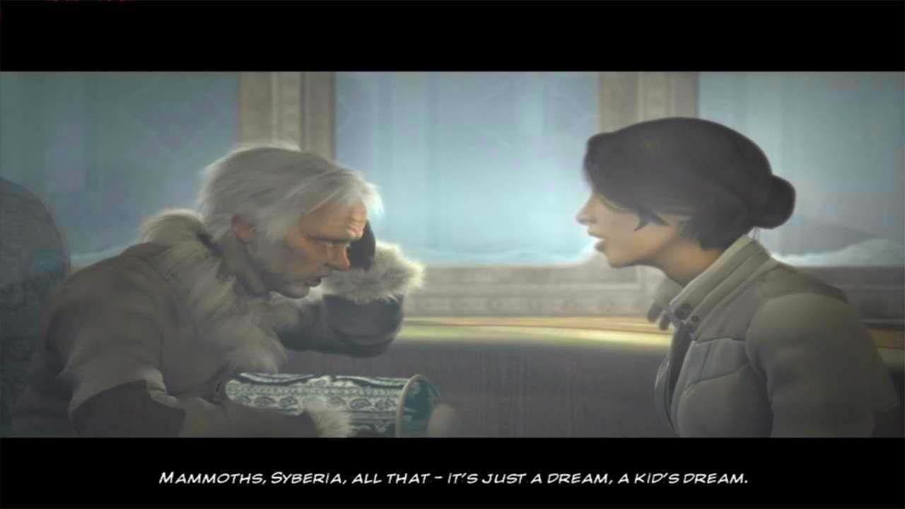 Screenshot from Syberia II (5/6)