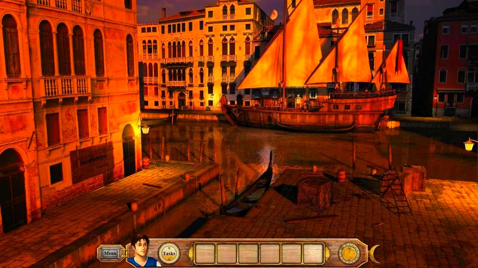 Screenshot from The Travels of Marco Polo (5/5)