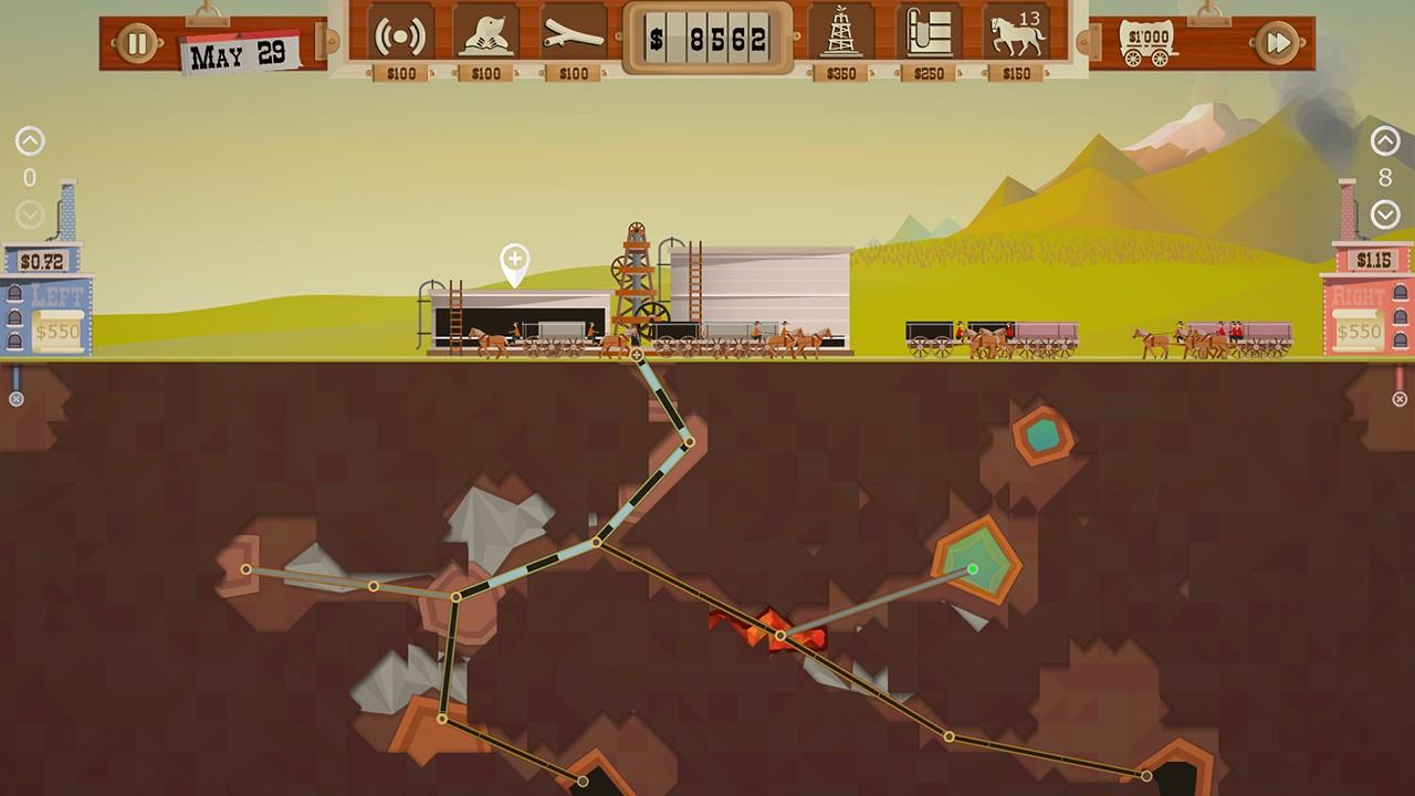 Screenshot from Turmoil (3/9)
