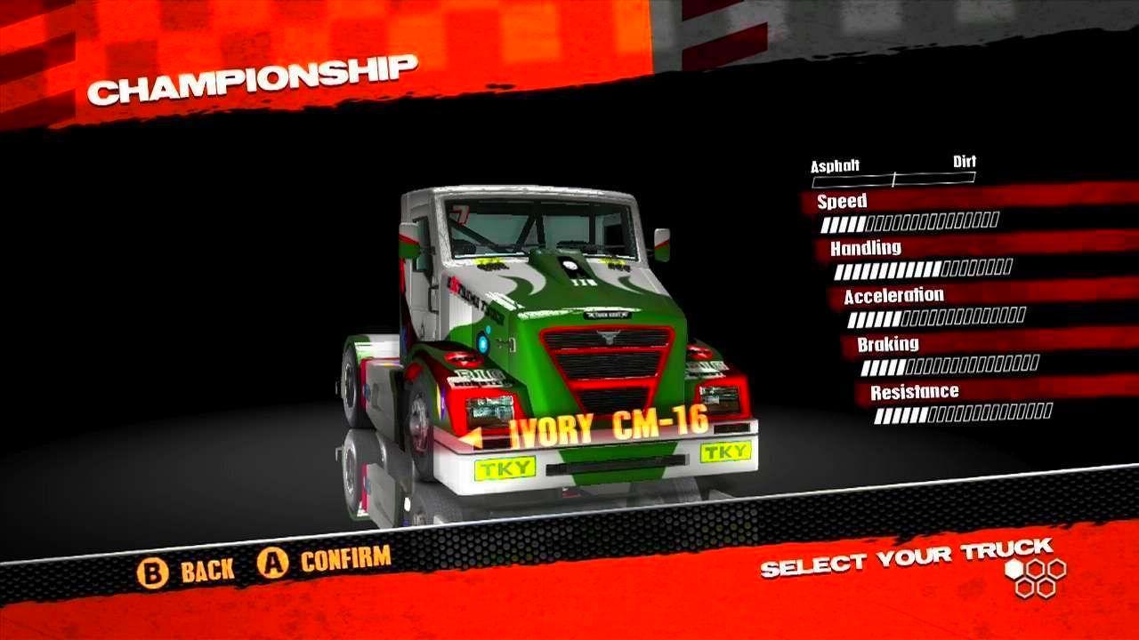 Screenshot from Truck Racer (9/10)