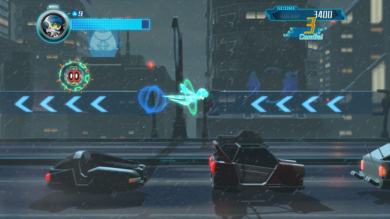 Screenshot from Mighty No. 9 (2/10)
