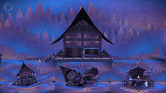 Screenshot from Tengami (1/5)