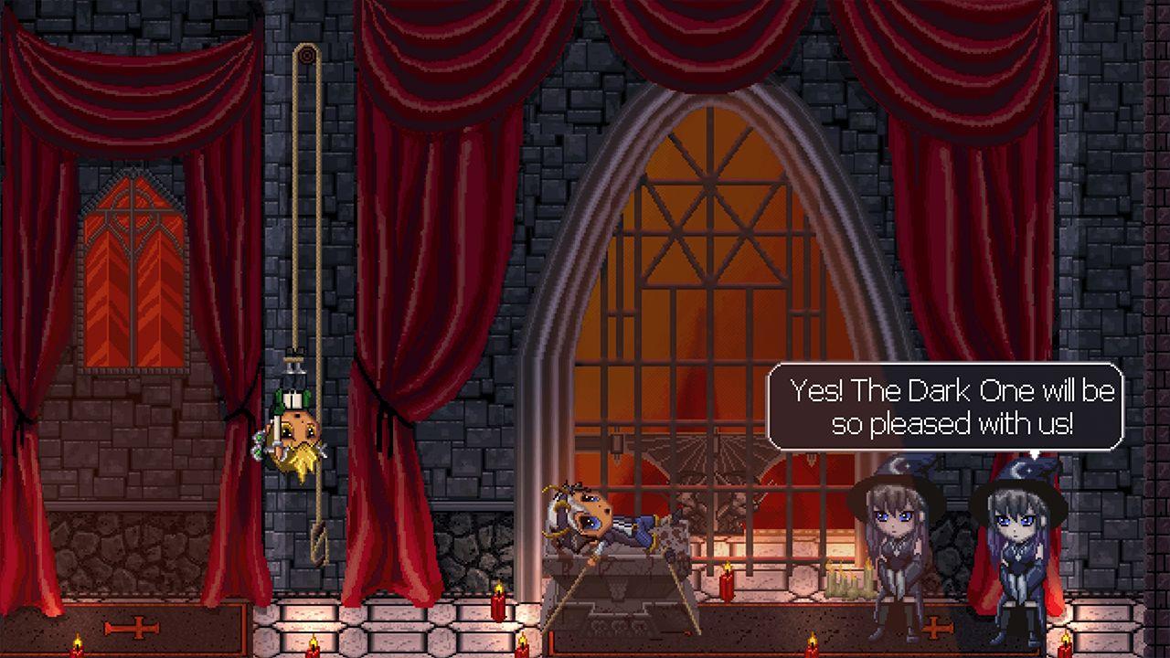 Screenshot from REZ PLZ (4/10)