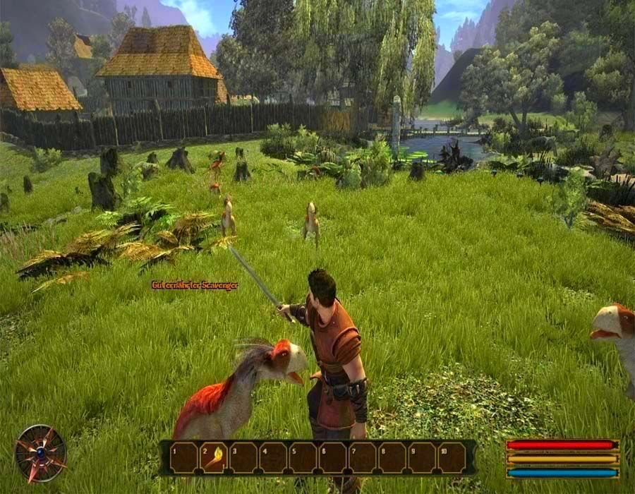 Screenshot from Gothic 3 (5/5)