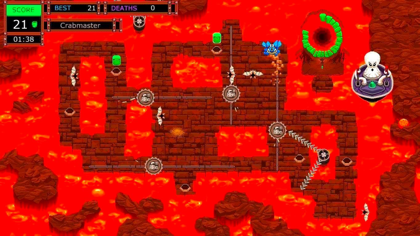 Screenshot from Lavapools - Arcade Frenzy (2/4)