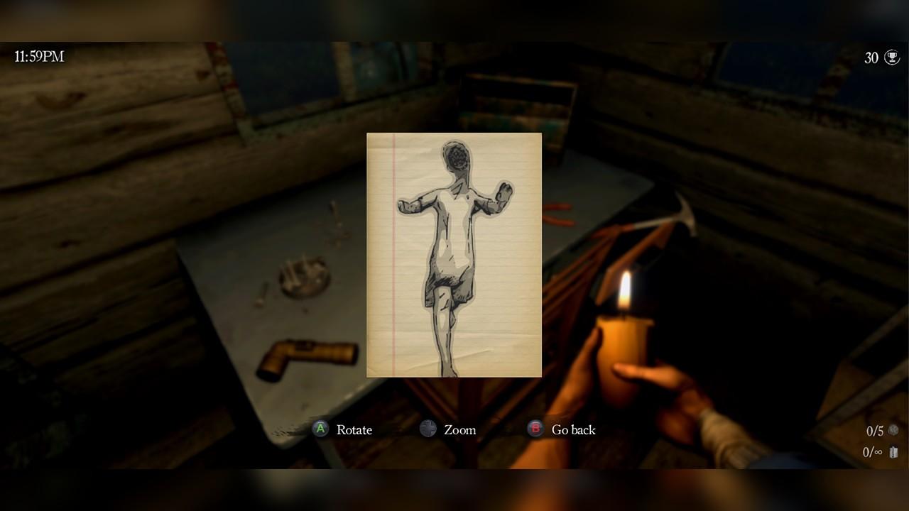 Screenshot from Apparition (7/7)